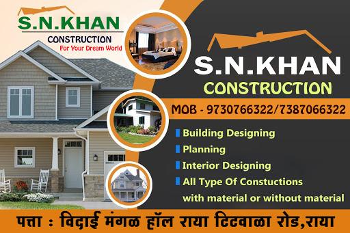 S.N.KHAN CONSTRUCTION