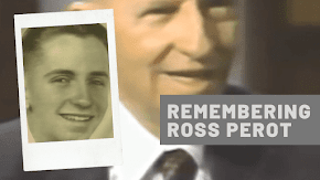 Ross Perot was (and is) Texarkana's greatest champion