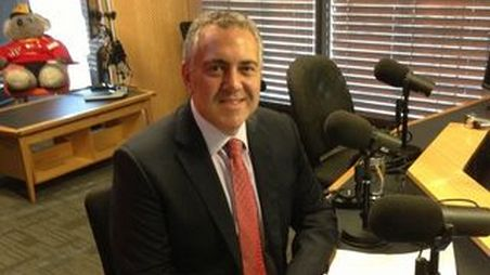 Opposition Shadow Treasurer Joe Hockey at 612 ABC Brisbane