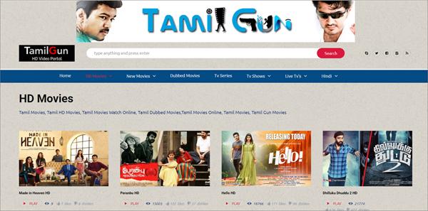 Tamilgun Isaimini 2020 movies download