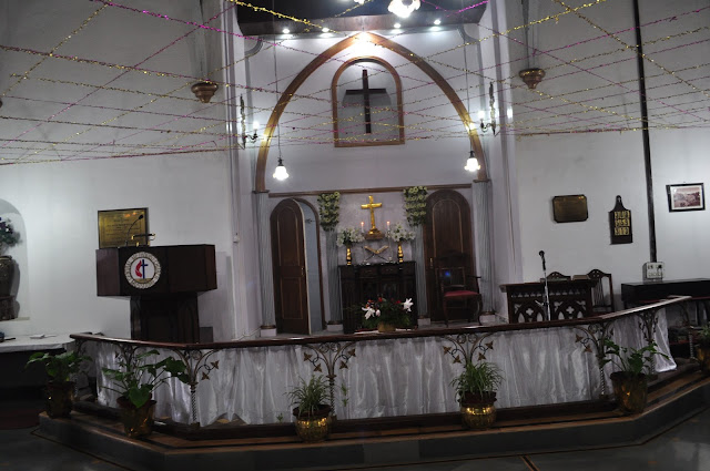 church in mussoorie