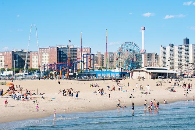 Praia Coney Island