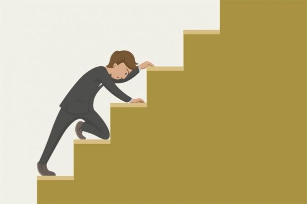 تفسير حلم صعود الدرج بصعوبة