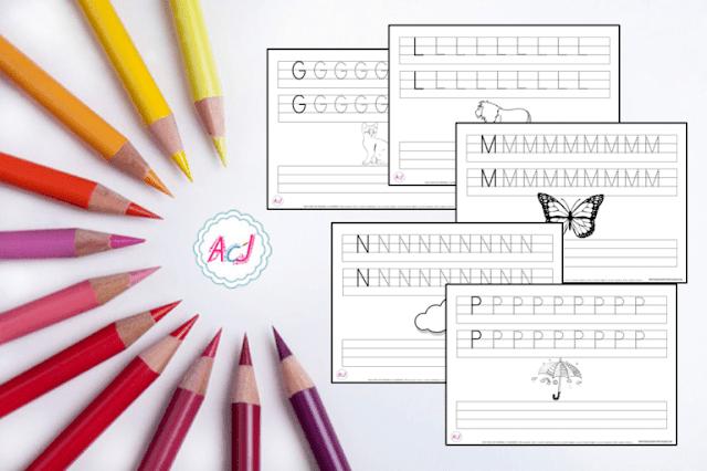 cal·ligrafia per l'escola i per casa