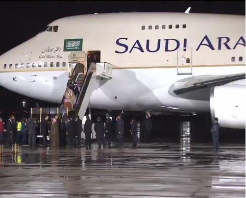 सऊदी के सुल्तान के साथ हुए मजाक,जब सोने की सीढ़ियों ने काम करना बंद कर दिया उसके बाद देखिये क्या हुआ