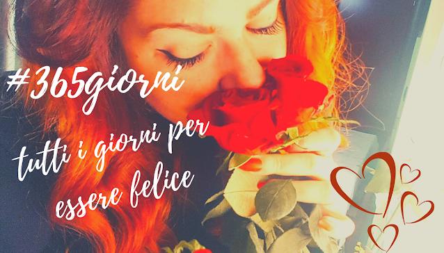 #365giorni: l'hashtag per condividere la felicità