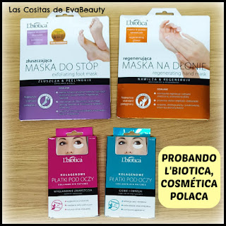 Productos cosmética polaca L'Biotica en Notino