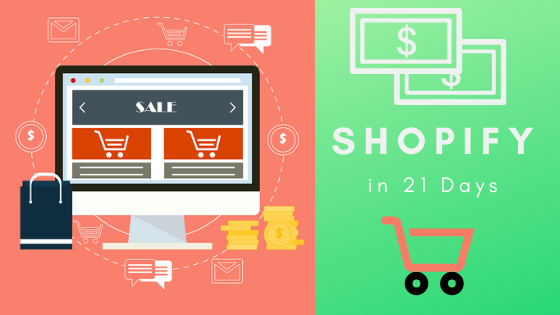 Shopify in 21 Days Free Course