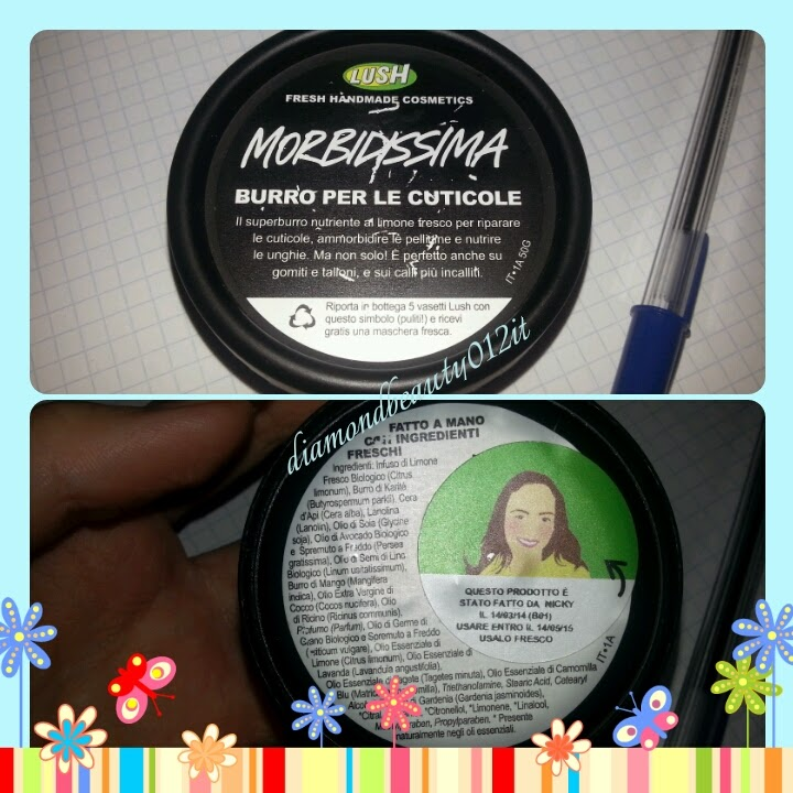 lush morbidissima review di DiamondBeauty012