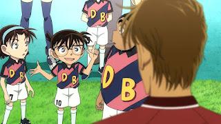 名探偵コナン 劇場版 | 第16作 11人目のストライカー The Eleventh Striker | Detective Conan Movies | Hello Anime !