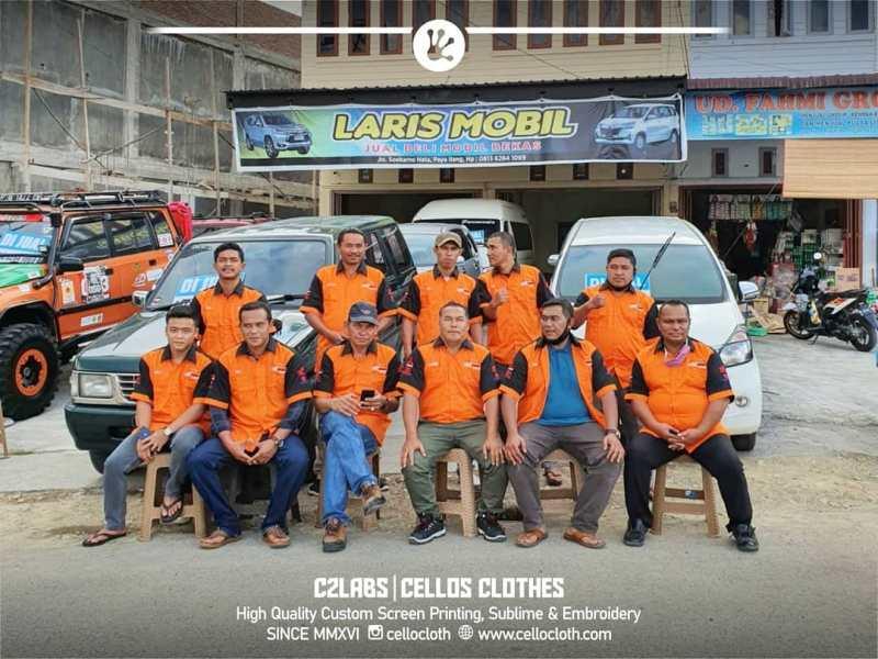 Kemeja Crew Laris Mobil Takegon Aceh Tengah - Jual Beli Mobil Aceh