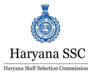HSSC Jobs,latest govt jobs,govt jobs