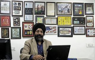 Independent Journalist Ravinder Singh Robin