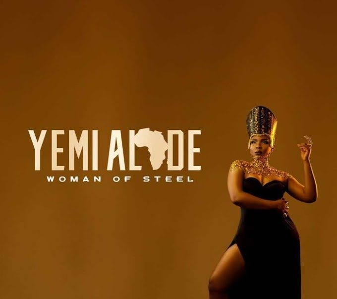 (Album) Woman of steel by Yemi Alade - out now