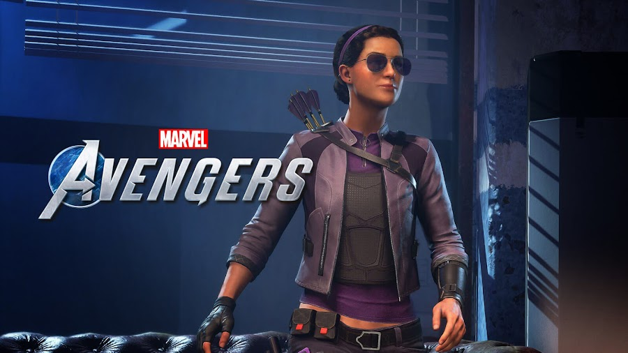 marvel's avengers kate bishop post-launch free hero dlc operation taking aim war table operations gameplay showcase marvel games crystal dynamics eidos montréal square enix pc steam stadia ps4 xb1 xsx