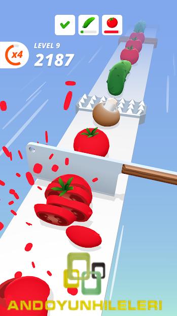 Perfect Slices Para Hileli APK