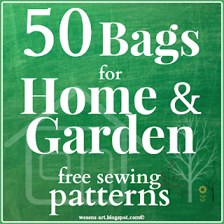 50 HomeGardenBags wesens-art.blogspot.com