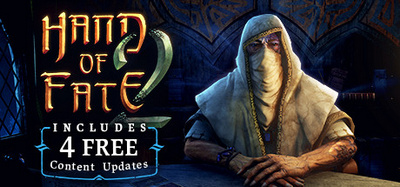 Hand of Fate 2 Outlands and Outsiders-PLAZA