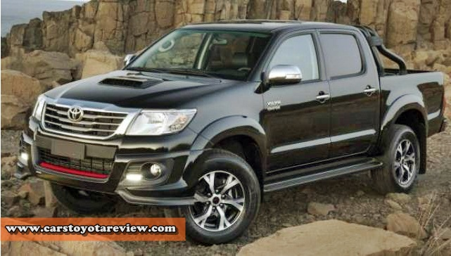 New Toyota Hilux 2017 Price And Specs