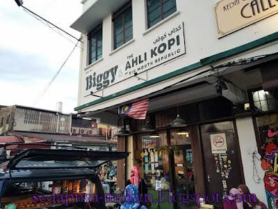 BIGGY & THE AHLI KOPI, Sungai Petani