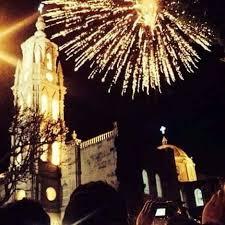 fiestas de febrero santa ana maya 2020