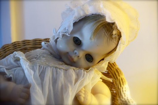 Haunted Dolls are This Woman's Passion