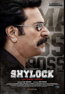 Shylock 2020 Malayalam 720p WEB-DL 1.3GB With Bangla Subtitle