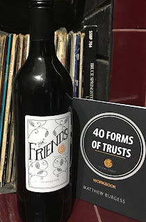 View blog Converting water into wine (or family trusts into fixed trusts) by Matthew Burgess