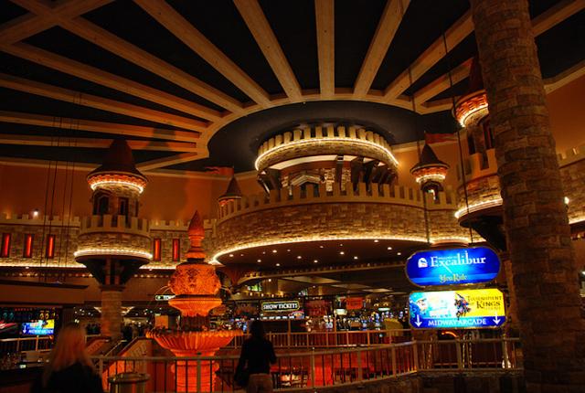 Excalibur Hotel And Casino Las Vegas 10th Biggest In The
