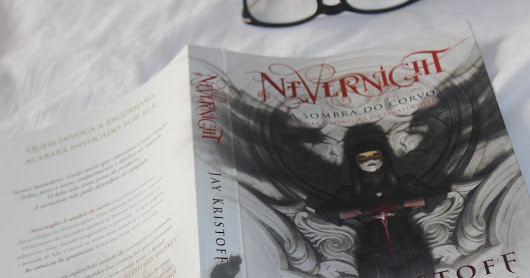Resenha - Nevernight - A Sombra do Corvo, Jay Kristoff