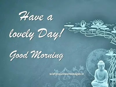 lord Buddha good morning images
