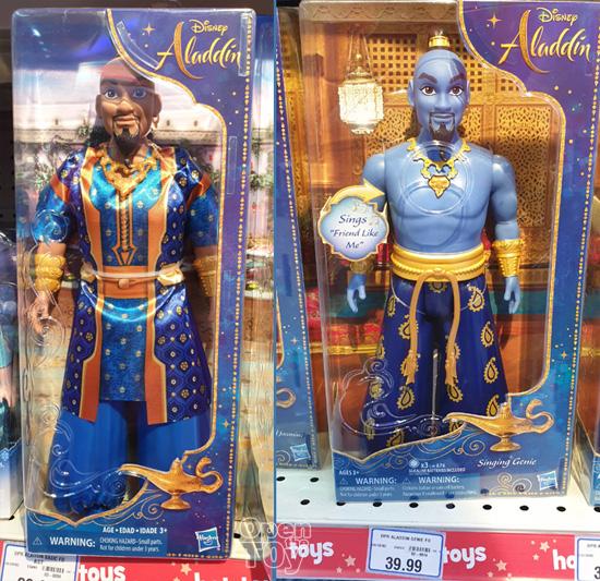 Hasbro Disney's Aladdin Live-Action Movie Toys Out Now