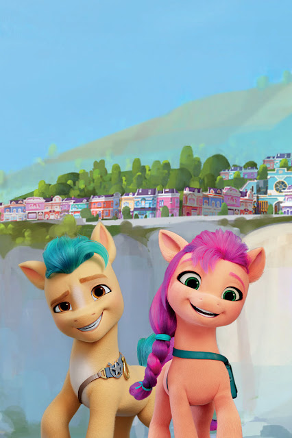 My Little Pony: A New Generation in Children's Book