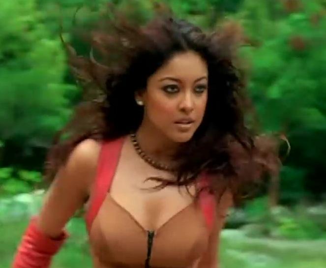 Tanushree Dutta Looks Hot  in Ramaa The Saviour movie