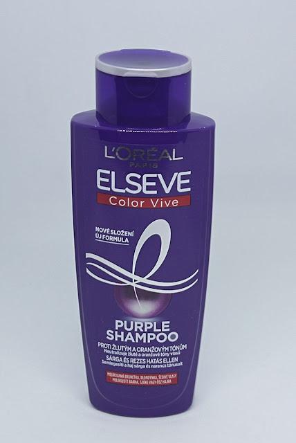 L'Oréal Paris Elseve Color-Vive Purple