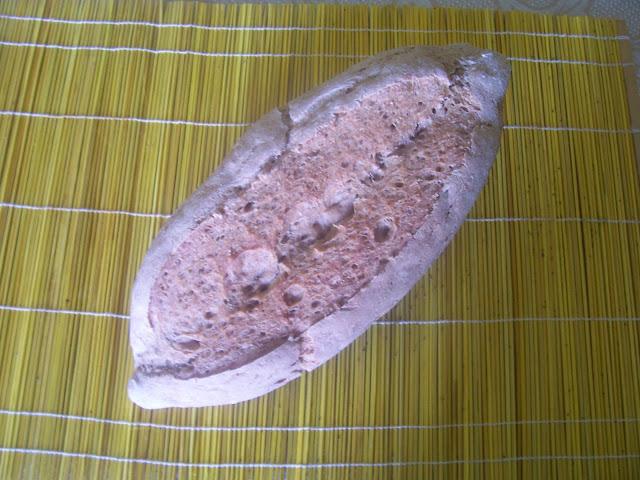 Pan de Comuña Casero. Receta
