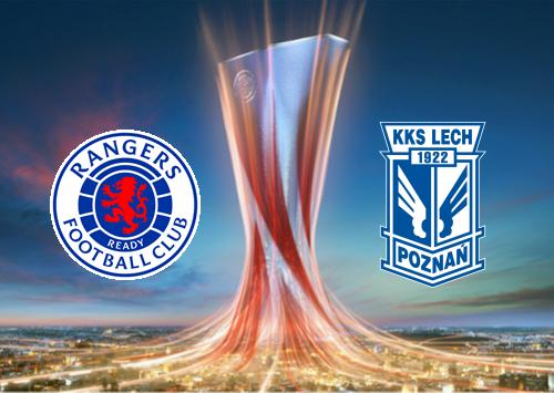 Rangers vs Lech Poznań -Highlights 29 October 2020