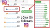 How to Increase Followers on Instagram From InstaFollowers App?