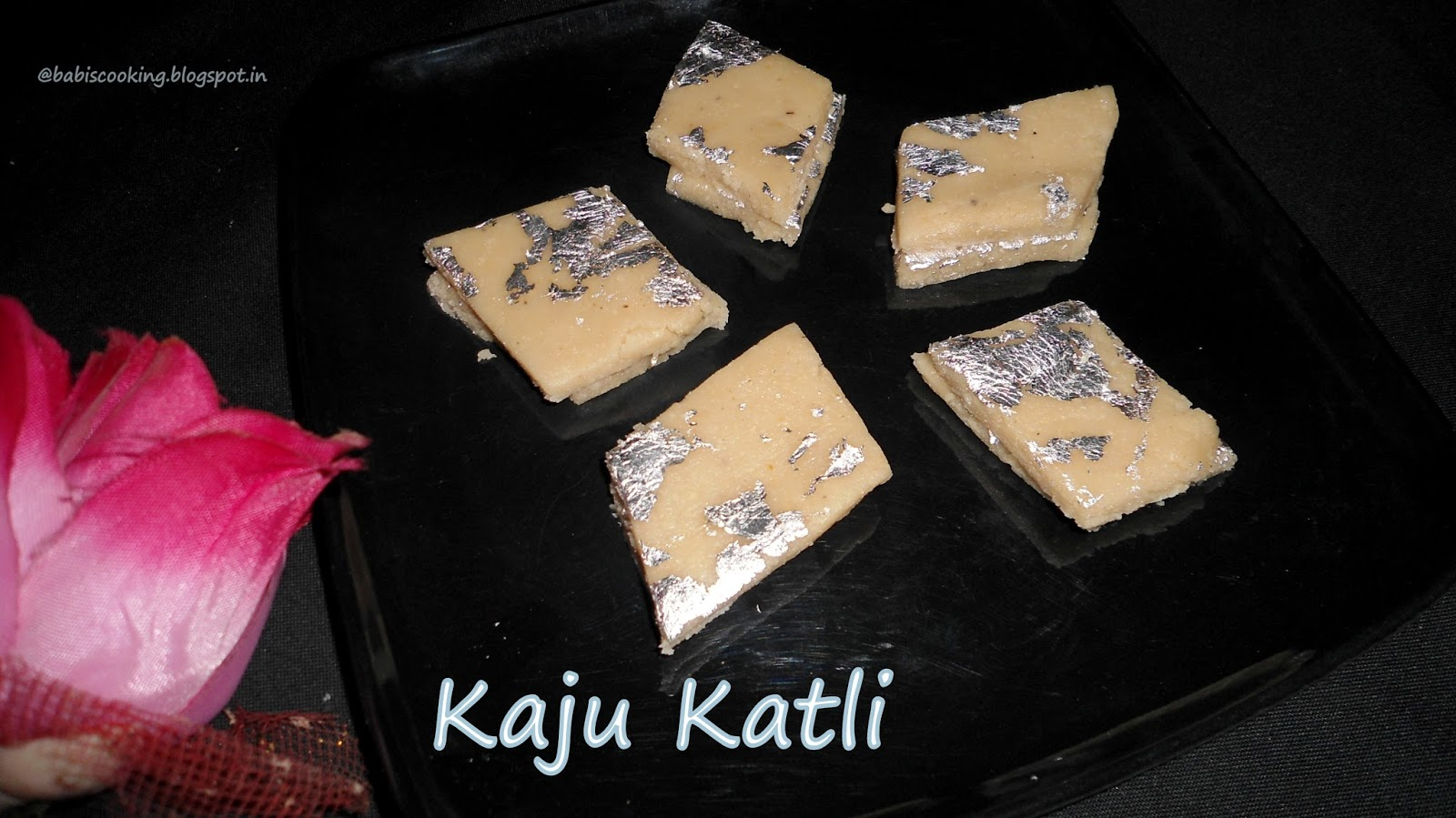 Kaju Katli /Cashew Burfi | Traditional method | Festive Recipe