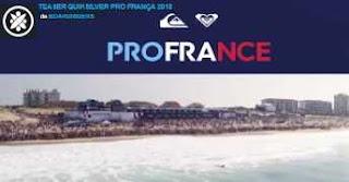 Cadastrar Promoção Quiksilver e Roxy Pro France 2018 Viagem França