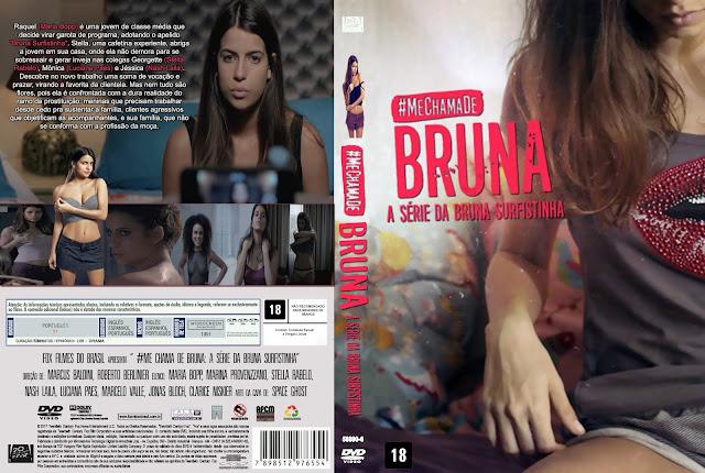 Capa DVD Me Chame De Bruna