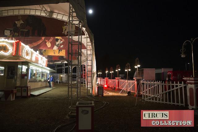 la buffet du cirque