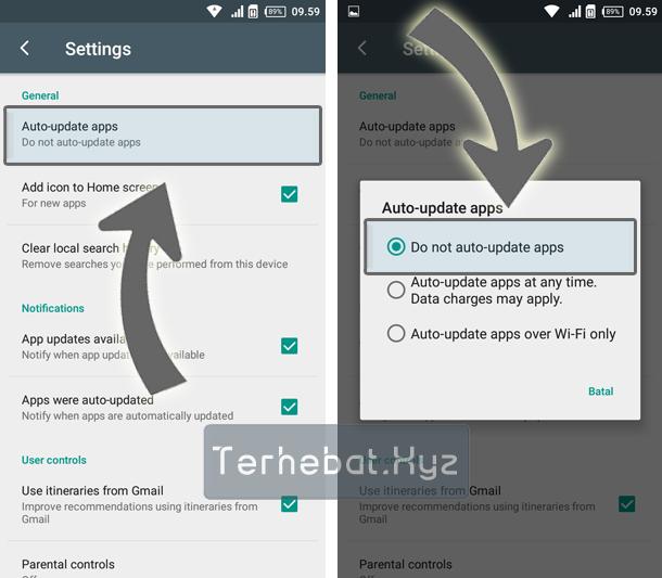 Android Sering Instal Aplikasi Sendiri