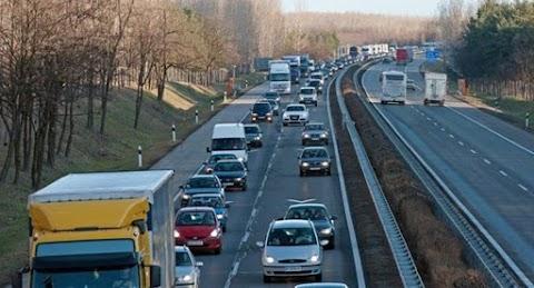 Megindult a forgalom az M5-ös autópályán