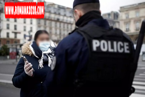 أخبار المغاربة: فرنسا france تفرض غرامات على مغاربة للتظاهر أمام سفارة الرباط rabat بباريس paris