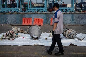 KNKT Rilis Laporan Jatuhnya Pesawat Lion Air PK - LQP