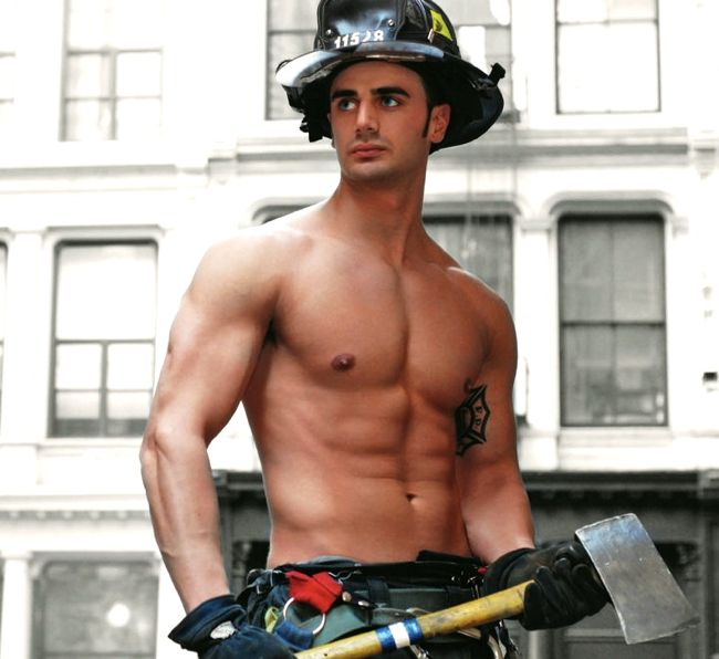 Humping firefighter males naked young shitting real