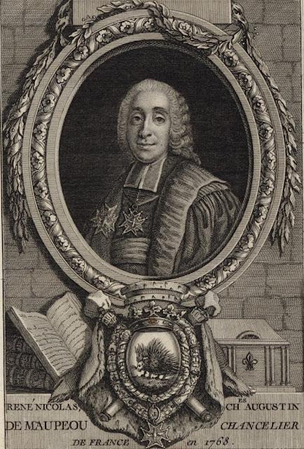 Nicolas de Maupéou