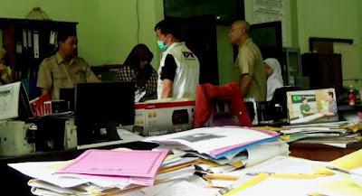 KPK Geledah Dua Kantor Dinas di Jombang