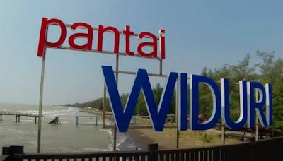 Pantai Widuri Jawa Tengah